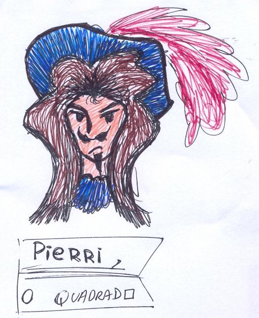 Pierri, o Quadrado