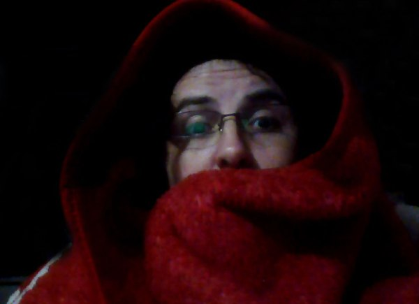 Tá frio...