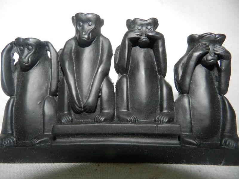 O Quarto Macaco!