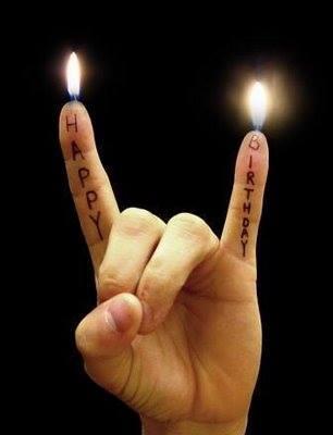 Hoje é Meu Aniversário!!!