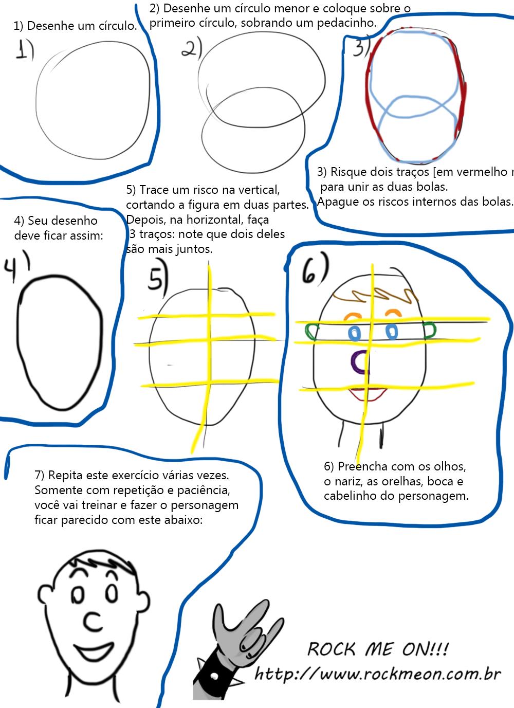 Aula de Desenho Básico - 001