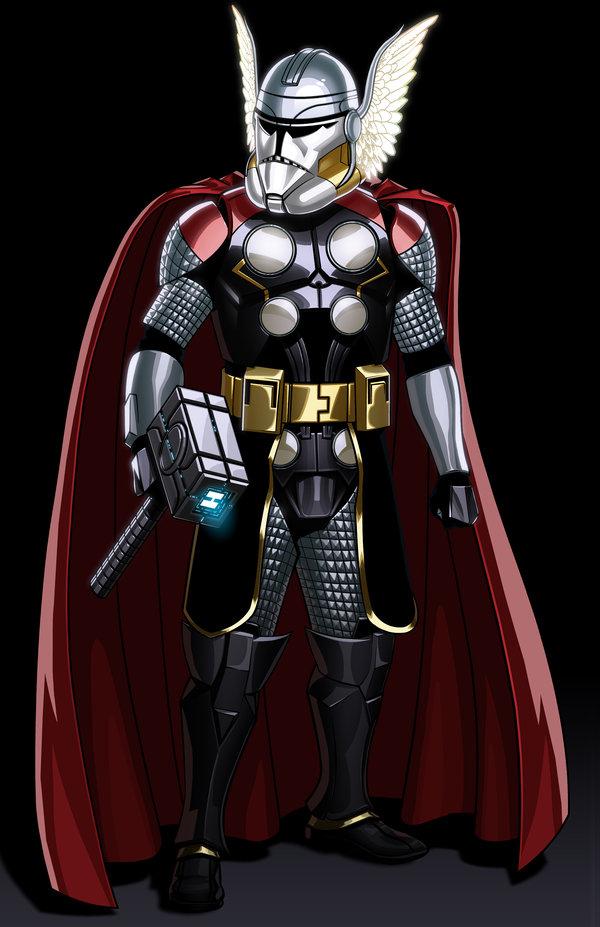 Thor-Stormtrooper