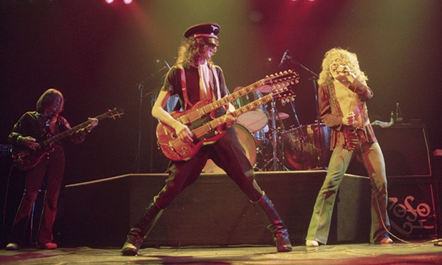 Led Zeppelin in Concert