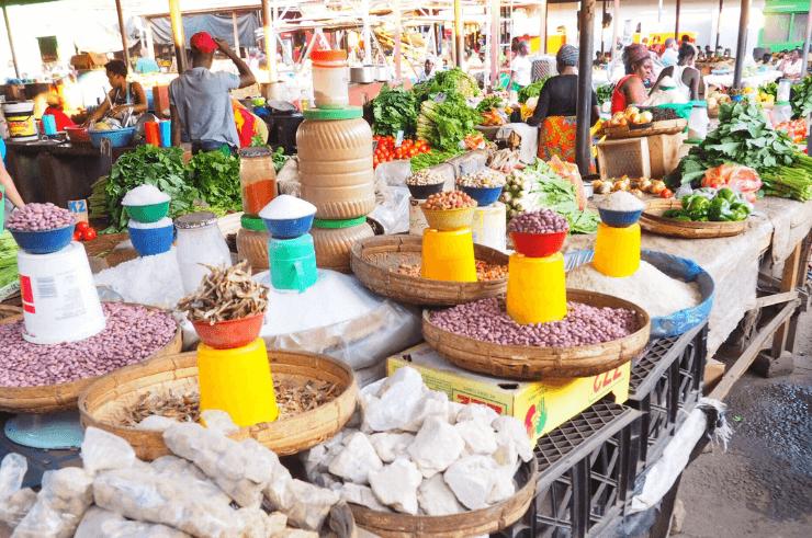 Local Market - Zambia