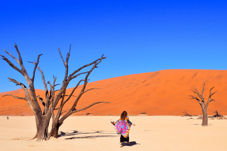 Backpacking Namibia Small Group Adventure Tour