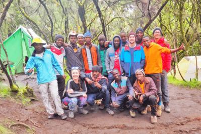 Kilimanjaro Group Tour 2