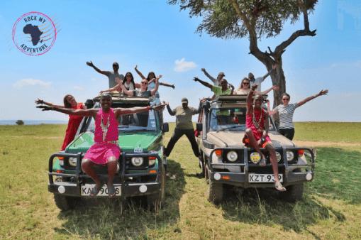 Rock My Adventure - Kenya