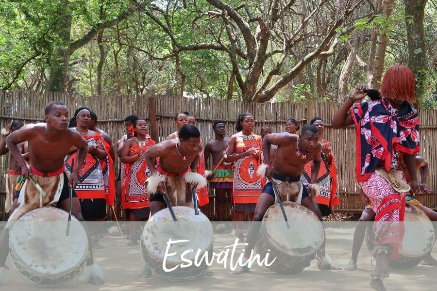 Eswatini Group Tour