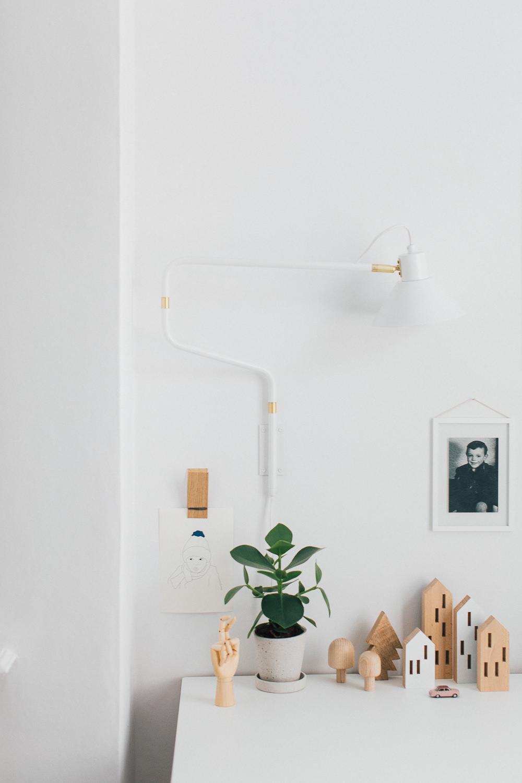 A Modern Neutral Millennial Pink Bedroom For A Little Boy