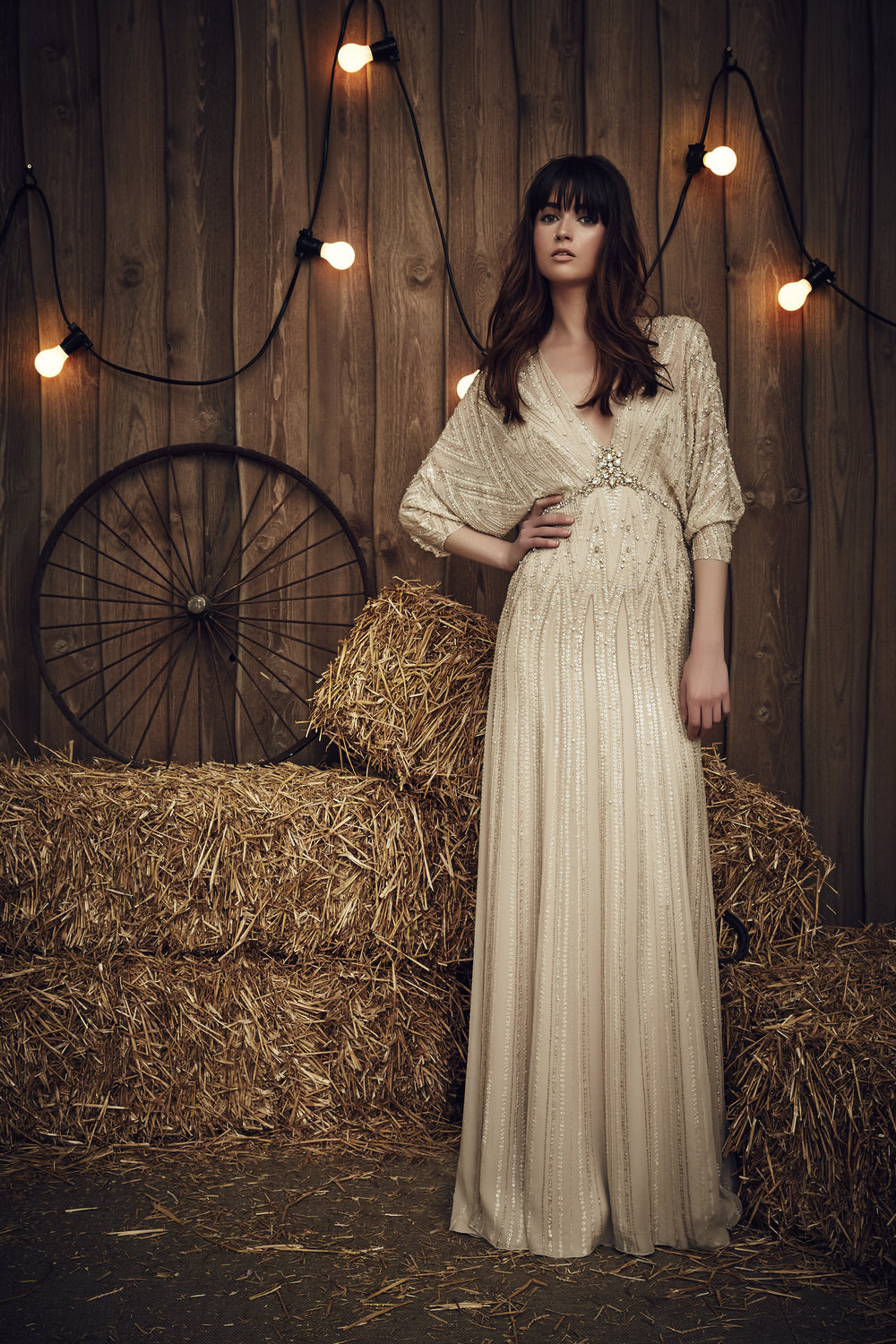 2017 Bridal Collection From Jenny Packham ROCK MY