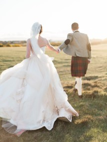 Eleganza Sposa Glasgow Classic Country House Wedding