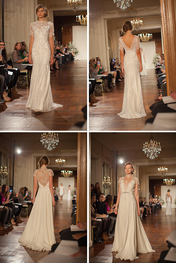 Jenny Packham 2013 Bridal Collection Wedding Dresses