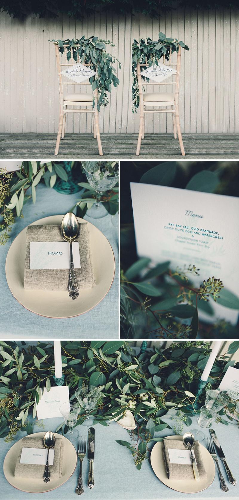 A Coastal Wedding Decor Inspiration Shoot From Rock My