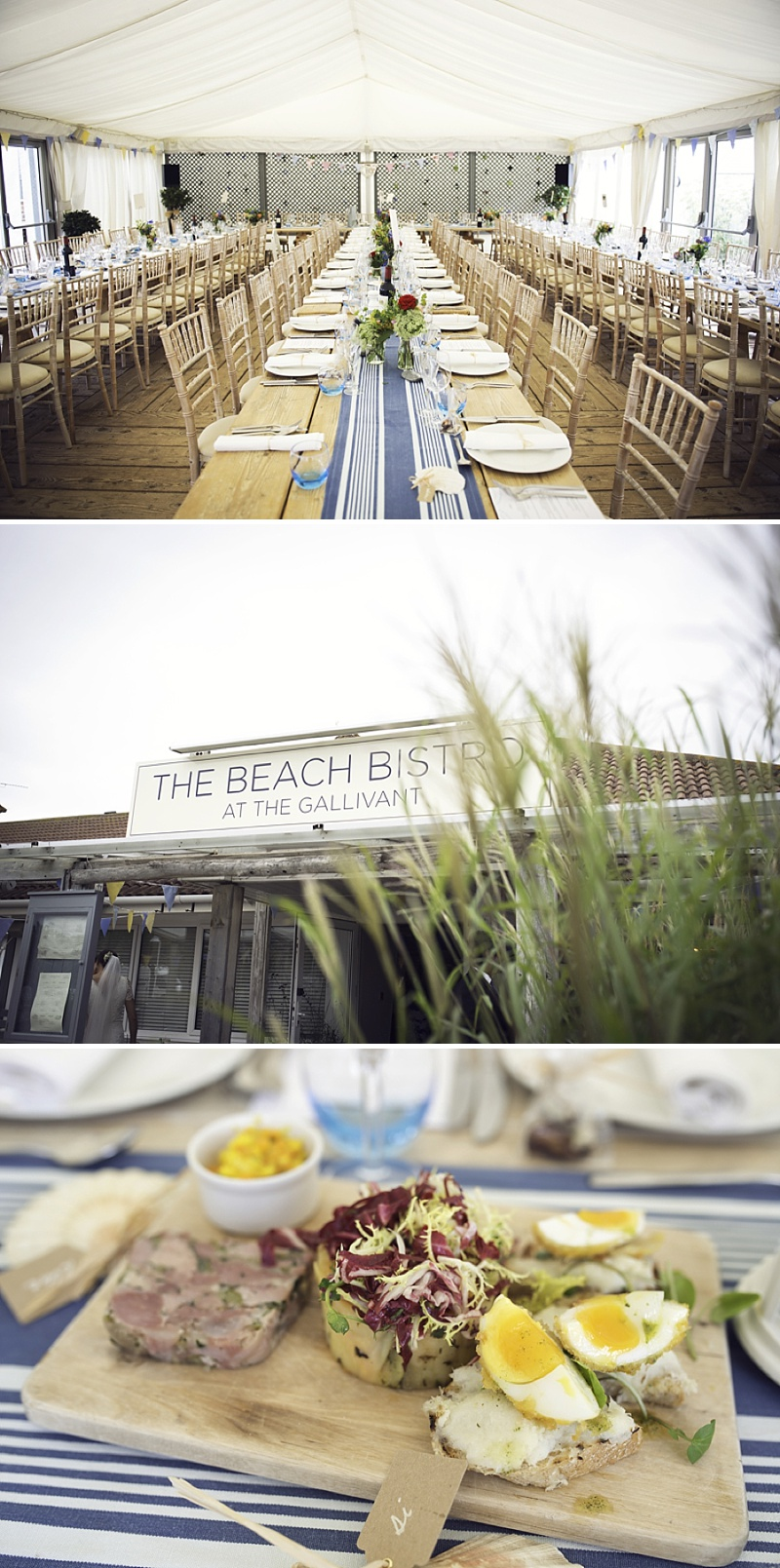 A Beach Wedding At The Gallivant Camber Sands With Bride