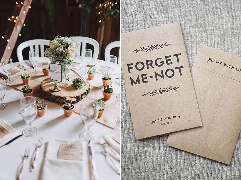 Interesting Wedding Favours