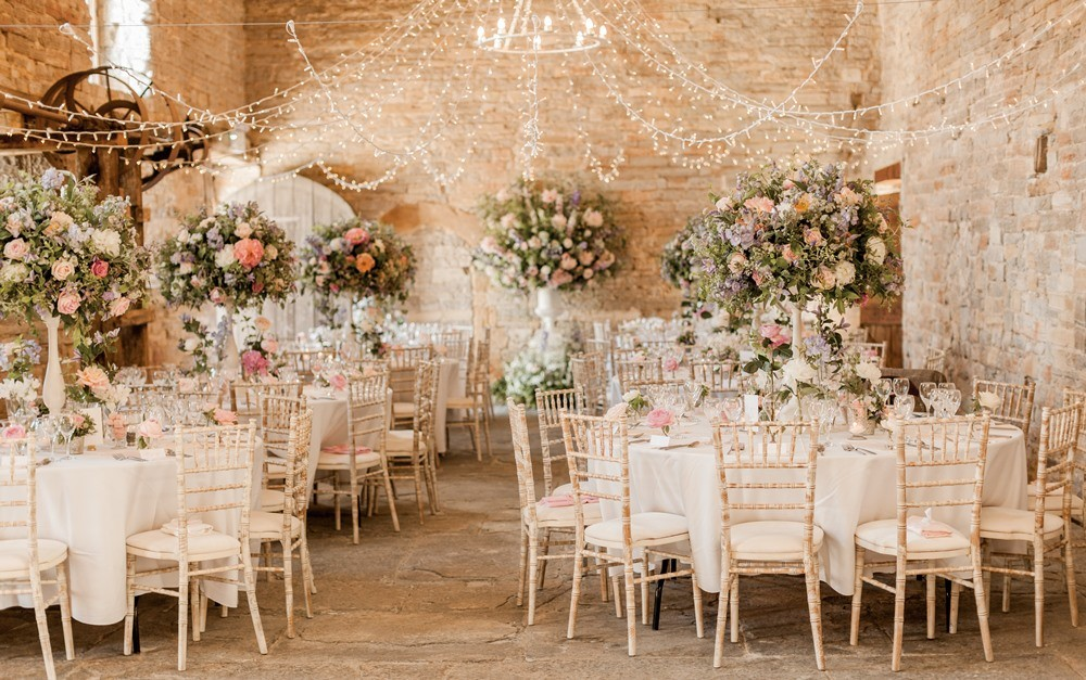 Fall Bohemian Fashion Wallpaper Almonry Barn Romantic Wedding With Pink Colour Scheme