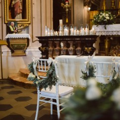 White Bohemian Hanging Chair Feet Caps Rock My Wedding Uk Blog Directory Greenery Garland Back Decor Green In The Rain At Castello