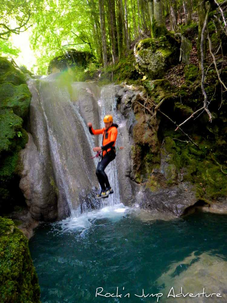 VIP Tour Canyoning Jura & Bugey A Guide Just For You