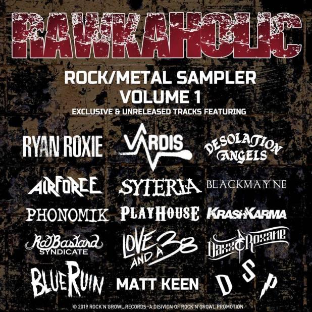 Rawkaholic Volume 1