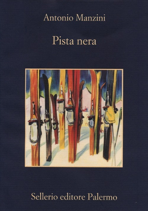 Recensione di Pista Nera – Antonio Manzini