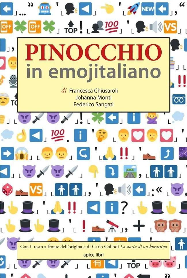 Recensione di Pinocchio In Emojitaliano –  Chiusaroli-Monti-Sangati