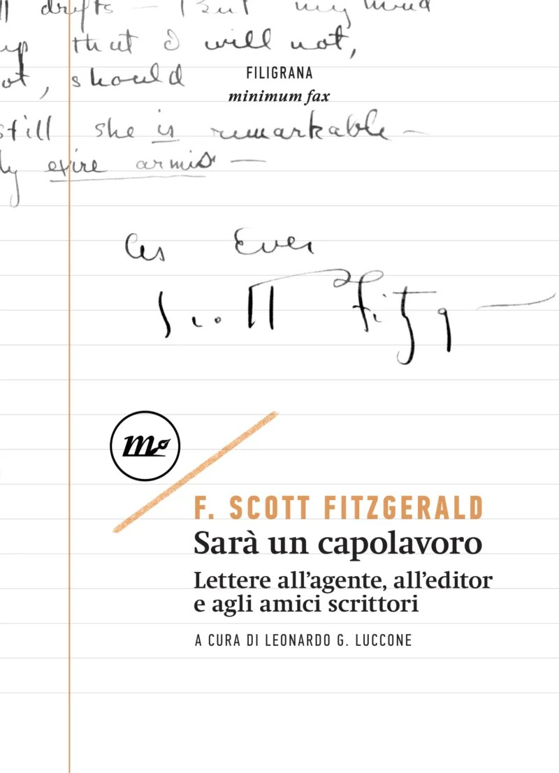 Recensione di Sarà Un Capolavoro – F. S. Fitzgerald