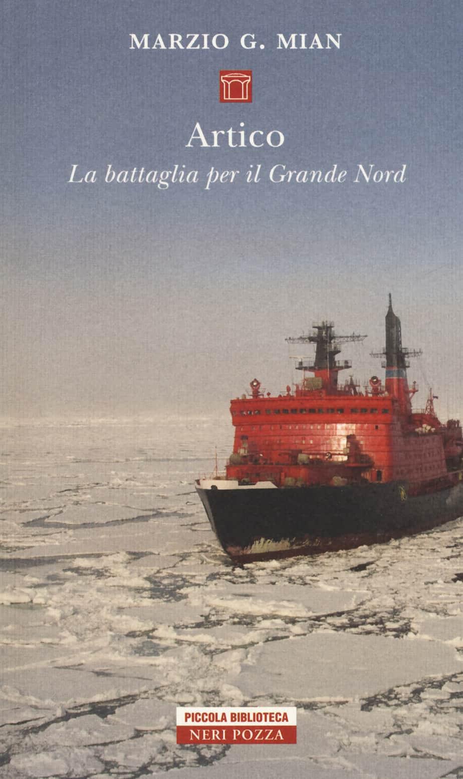 Recensione Di Artico – Marzio G. Mian