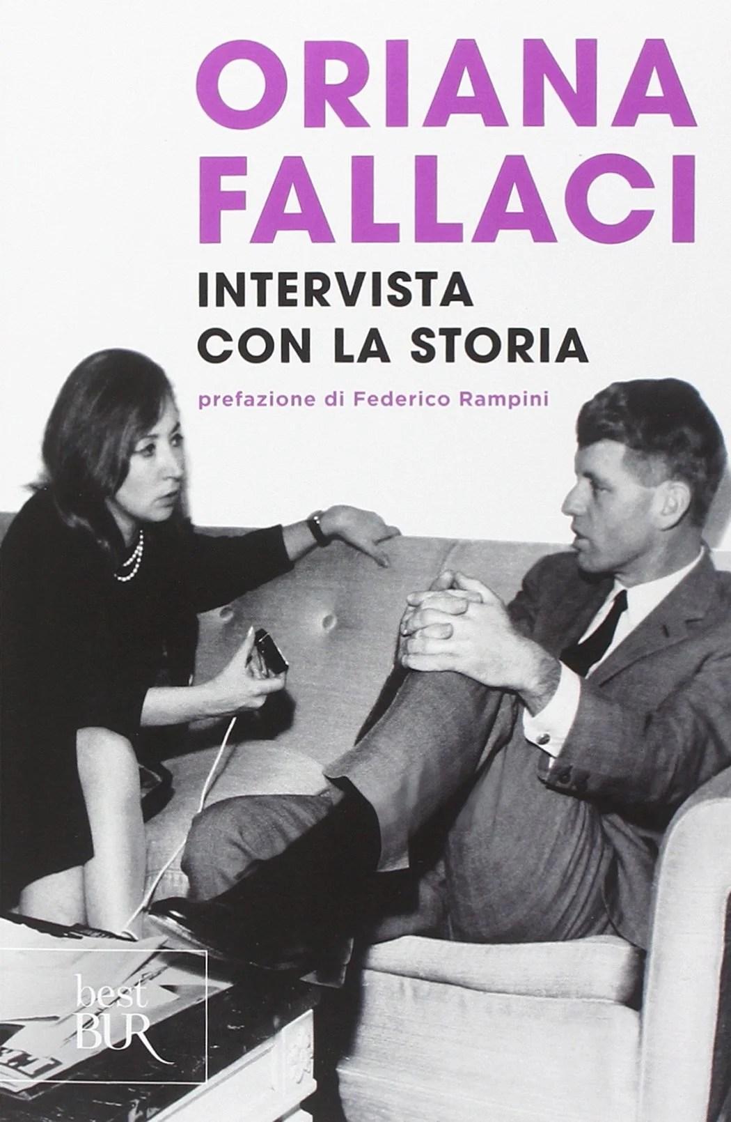 Recensione di Intervista Con La Storia – Oriana Fallaci