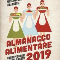 Recensione di Almanacco Alimentare 2019 - AA VV