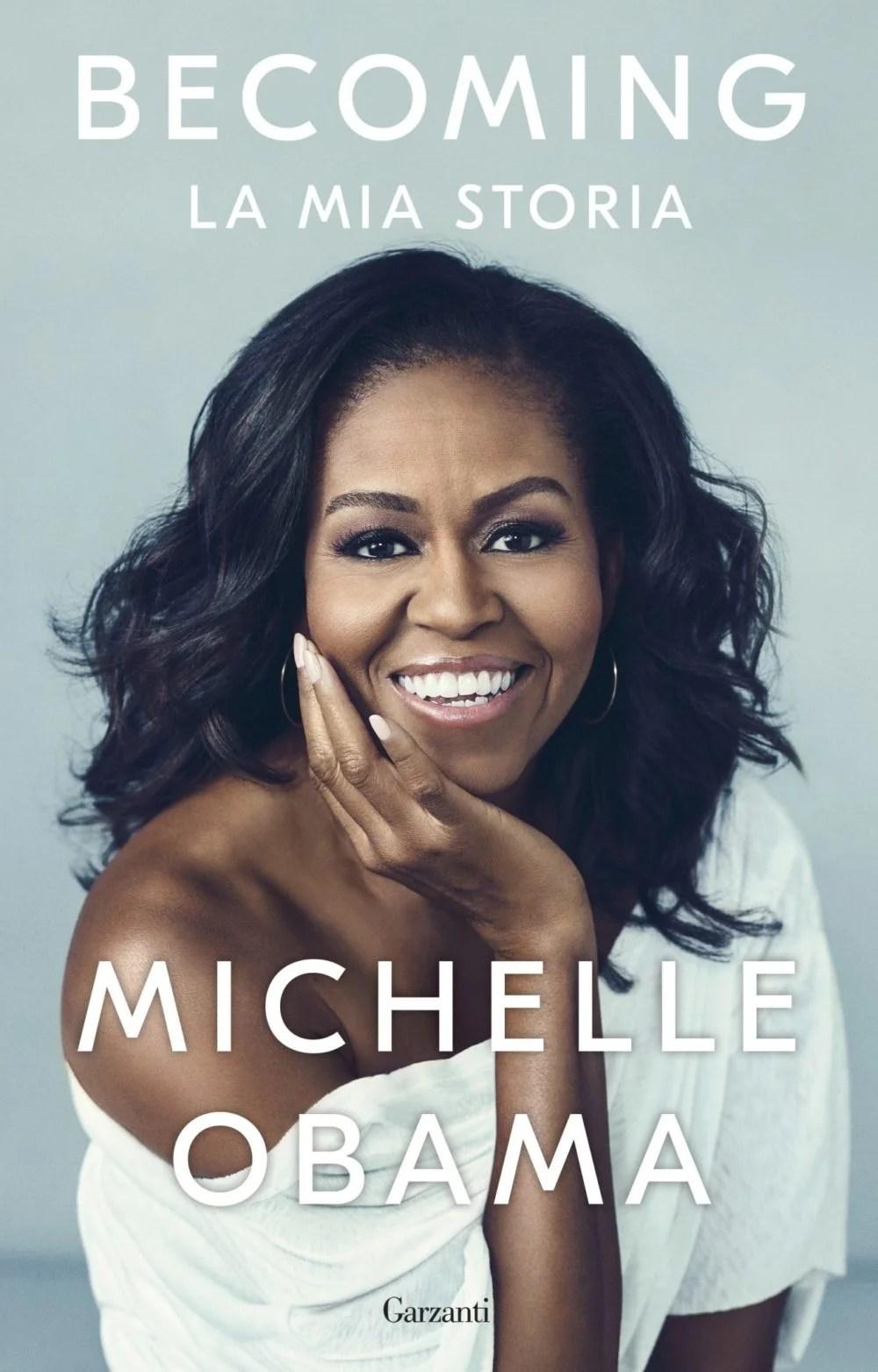 Recensione di Becoming – Michelle Obama