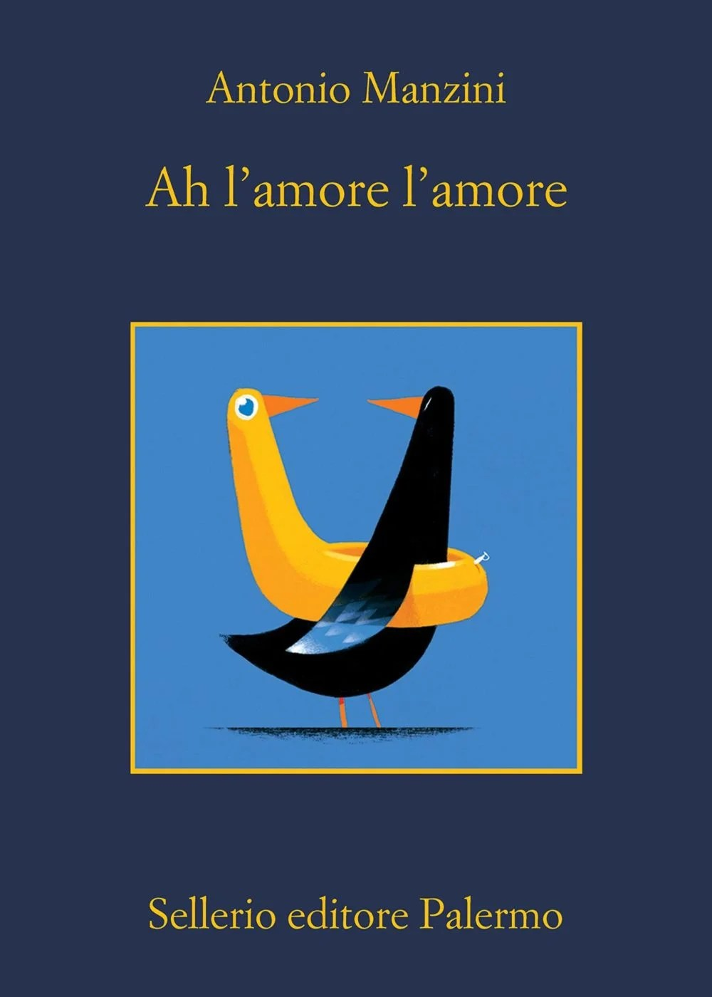 Recensione di Ah l'Amore l'Amore – Antonio Manzini