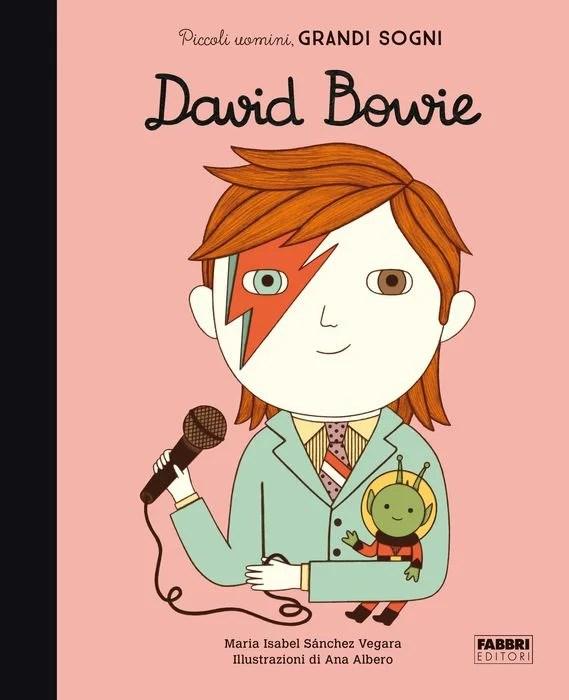 Recensione di David Bowie – M. I. Sanchez Vegara – A. Albero