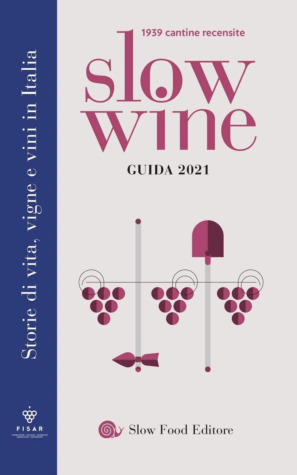 Recensione di Slow Wine Guida 2021
