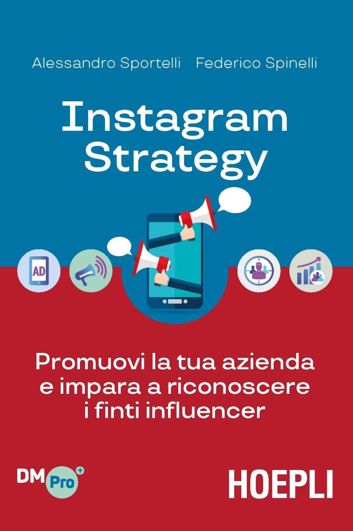 Recensione di Instagram Strategy – A. Sportelli – F. Spinelli