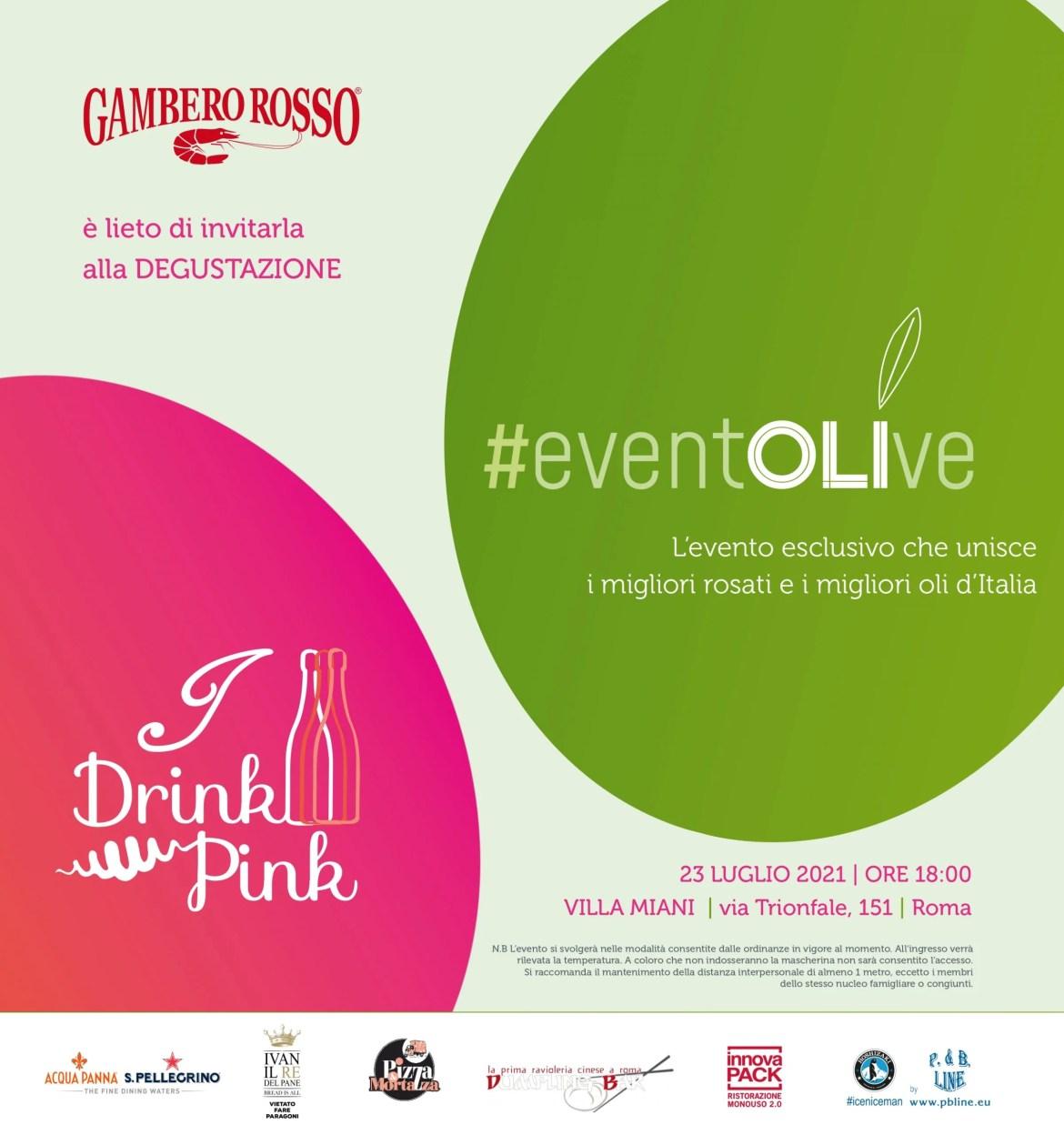 Recensione di I Drink Pink – Gambero Rosso