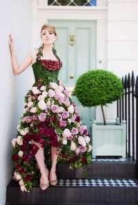 Vashti Cassinelli Flower Couture  Rock n Roll Bride