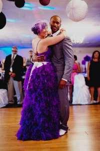 A Purple Feathers, Purple Hair & DIY Elegance: Jeni ...