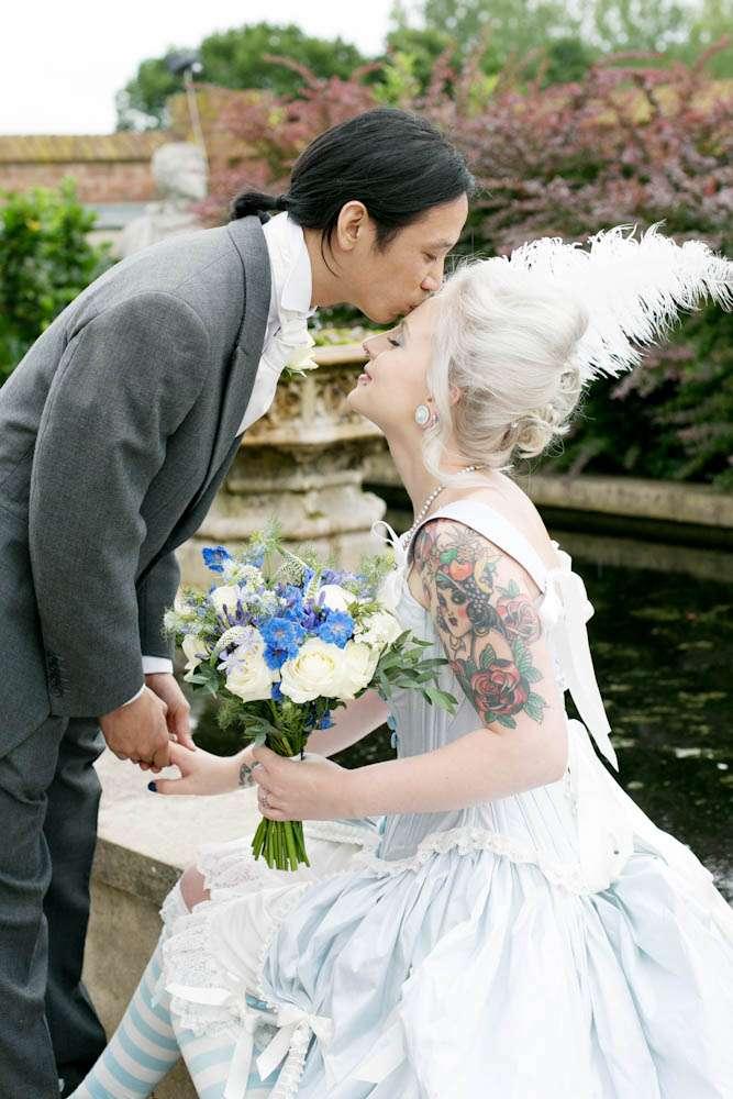 Marie Antoinette Rock N Roll Bride