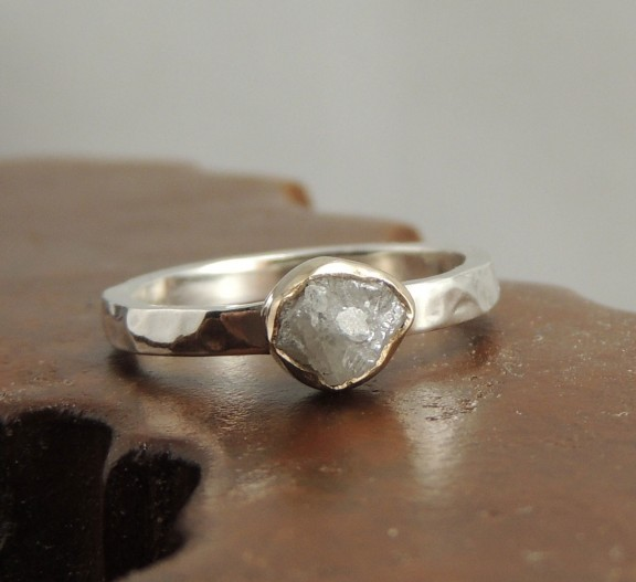 Alternative Engagement Rings from Etsy  Rock n Roll Bride