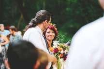 Hippie Barefoot Wedding