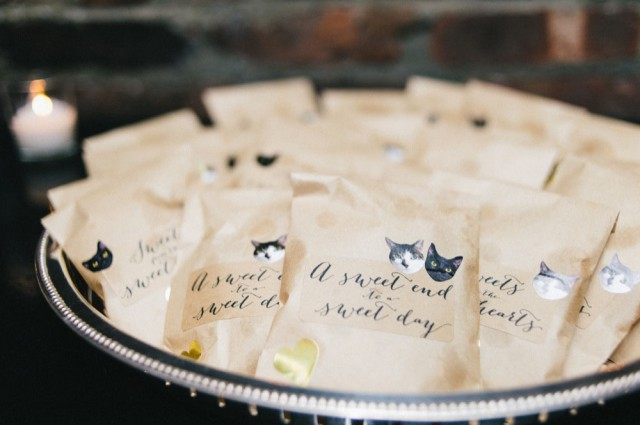 14 Things All Cat Lovers Need at Their Wedding  Rock n Roll Bride