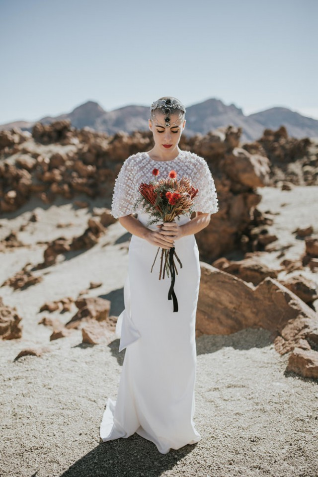 Wedding DayDay After Shoot Rock N Roll Bride