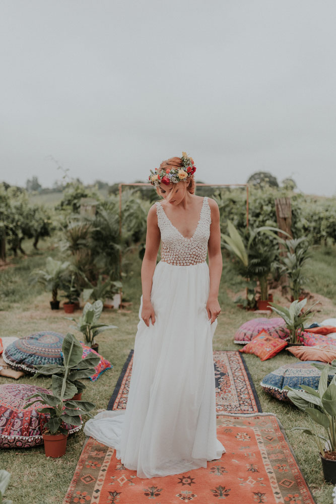 Lucy Cant Dance NonTraditional Wedding Dresses for Alternative Babes  Rock n Roll Bride