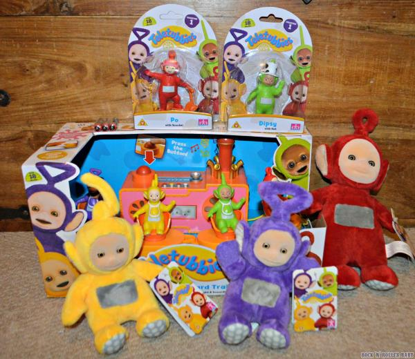 Teletubbies Toys 2016 Unboxing And Rocknrollerbaby