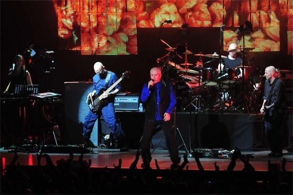 Peter Gabriel inauguró el Pepsi Fest