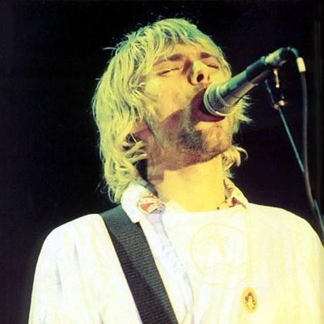 Kurt Cobain (1992)