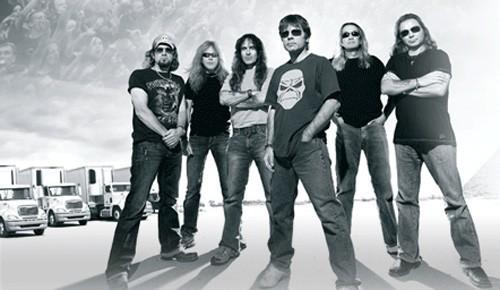 "Iron Maiden presenta el documental ""Flight 666"""