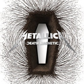 """""""Death Magnetic"""" lo más reciente de Metallica"""