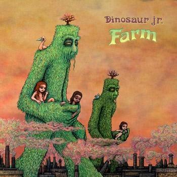 """Dinosaur Jr.  presenta """"Farm"""" (2009)"""