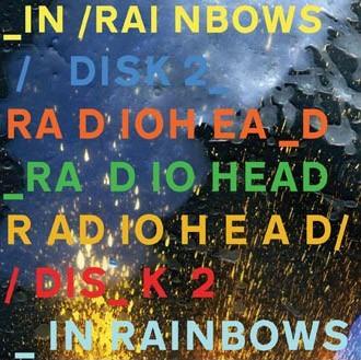 El Disk 2 de In Rainbows ahora disponible en solitario